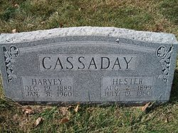 Hester <i>Lyon</i> Cassaday
