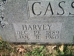 Harvey Thomas Cassaday