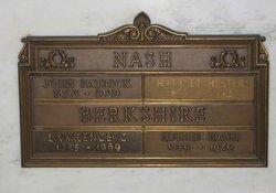 Nellie Natalie <i>Nash</i> Berkshire