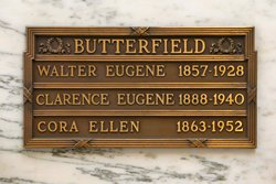 Clarence Eugene Butterfield