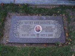 Becky Ann Abbate