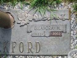 Eleanora M <i>Schmid</i> Blackford