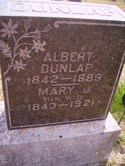 Mary Jane <i>Tannehill</i> Dunlap