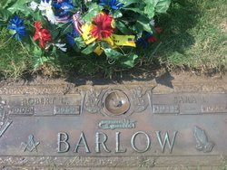 Sarah Elizabeth Sally <i>Lewis</i> Barlow