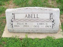 Tillie <i>Comstock</i> Abell
