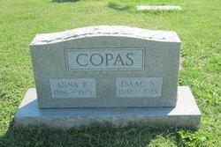 Pvt Isaac N Copas