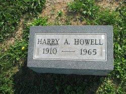 Harry A Howell
