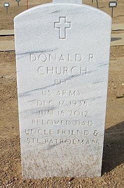 Donald Ray Don Church