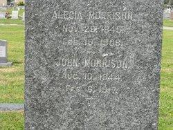 Alecia <i>O'Hara</i> Morrison