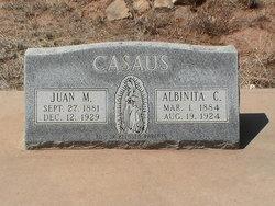 Albinita C. Casaus