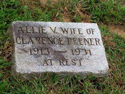 Allie V. <i>Clipp</i> Deener