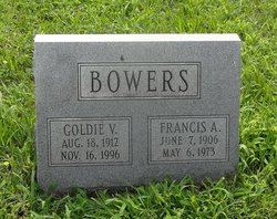Goldie Virginia <i>Anderson</i> Bowers