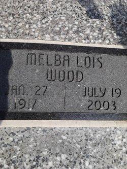 Melba Lois <i>Thompson</i> Wood