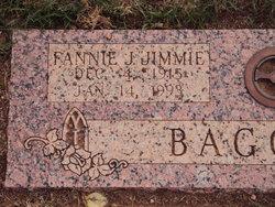 Fannie Jewell Jimmie <i>Witter</i> Baggett