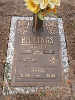 Anna Billings