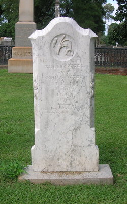 Mary Frank <i>Caldwell</i> Bates