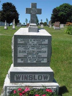 Grace Helen <i>Gillis</i> Winslow
