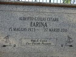 Alberto Guilio Cesare Farina