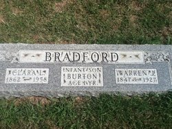 Warren James Bradford