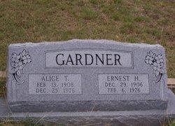 Ernest H Gardner