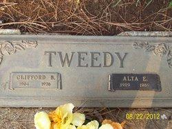Clifford B Tweedy