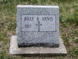 Billy B. Annis
