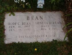 Olof Charles Bean