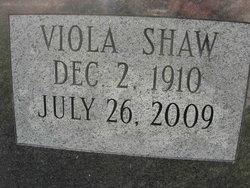 Mary Viola <i>Shaw</i> Anderson