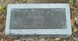 Dorothea Sophia Rebecca DORA <i>Kahle</i> Beuerman