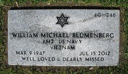 William Michael Blumenberg