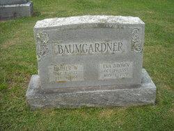 Eva <i>Brown</i> Baumgardner