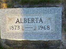 Alberta <i>Preston</i> Anspach