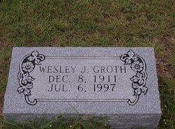 Wesley J Groth