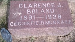Clarence J. Boland