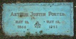 Arthur Justin Porter