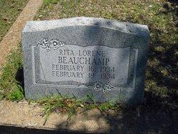 Rita Lorene Beauchamp