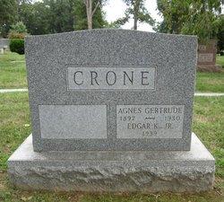 Edgar King Crone, Jr