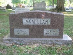 Bertha <i>Henderson</i> McMillan
