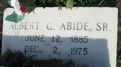 Albert G. Abide, Sr