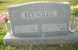 Doris Elizabeth <i>Wigal</i> Reynolds