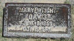 Mary Wright Davis