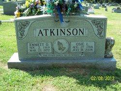 Osie L <i>Casey</i> Adkinson