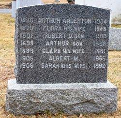 Arthur Anderton, Jr