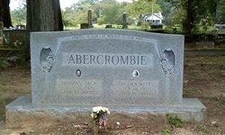 Thomas Jack Abercrombie