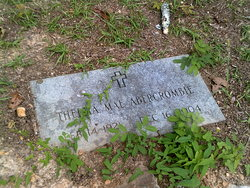 Thelma Mae Kitty Abercrombie