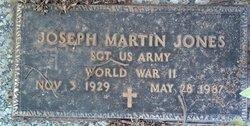 Joseph Martin Jones