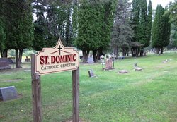 Saint Dominic Catholic Cemetery