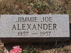 Jimmie Joe Alexander