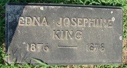 Edna Josephine King