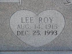 Lee Roy Cash